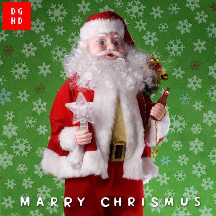 Marry Chrismus cover art