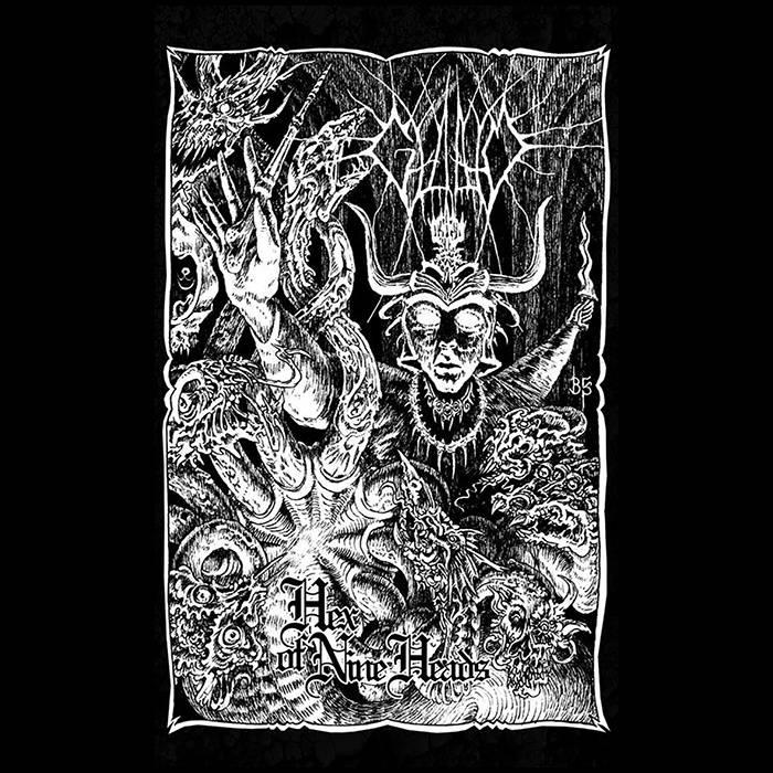 Hex of Nine Heads cover art