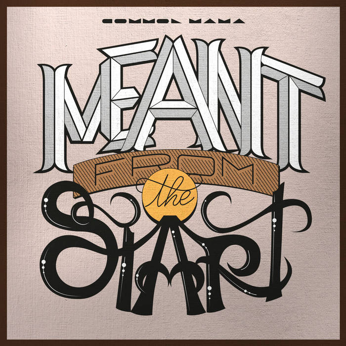 Meant From The Start cover art