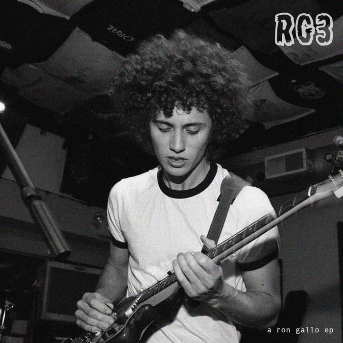 RG3 EP cover art