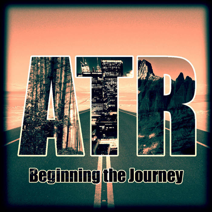 Beginning the Journey - EP cover art