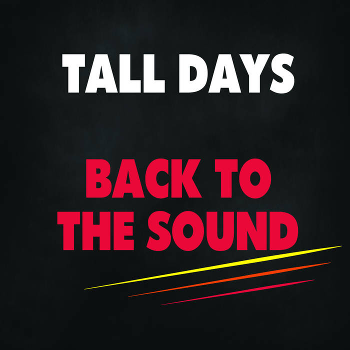 Back To The Sound cover art
