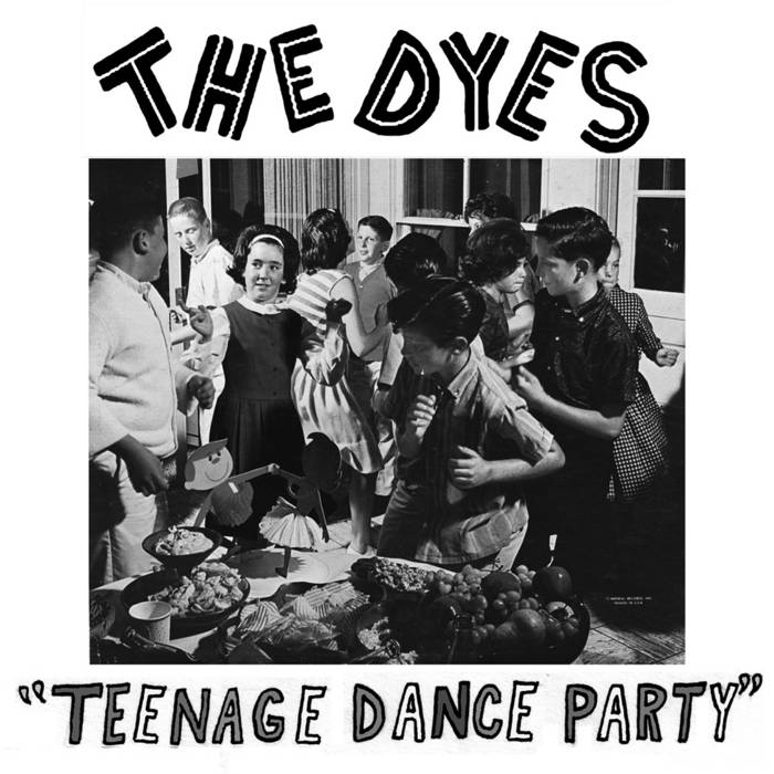 Teenage Dance Party cover art