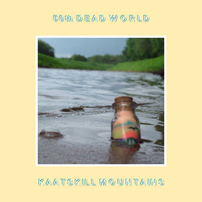 50th DEAD WORLD cover art