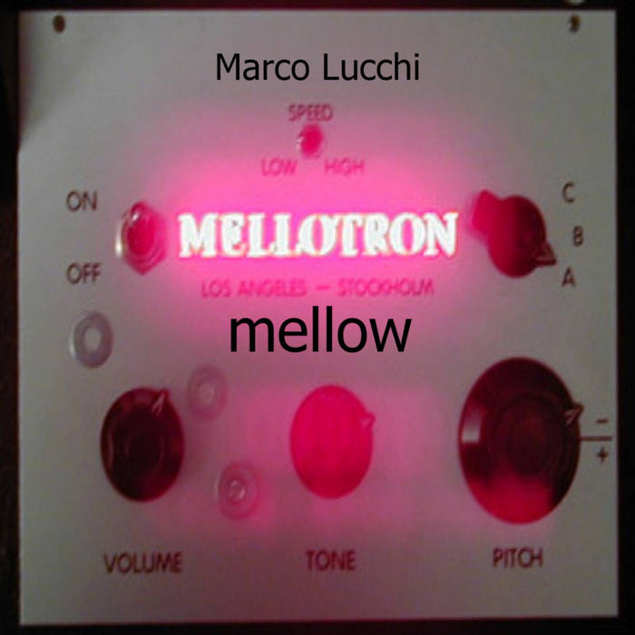 mello(w)tron cover art