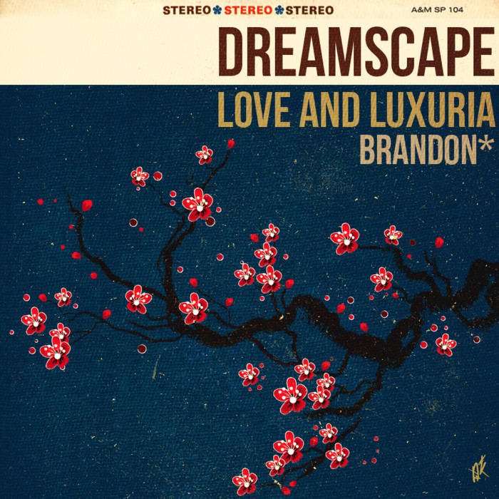 Dreamscape: Love and Luxuria cover art
