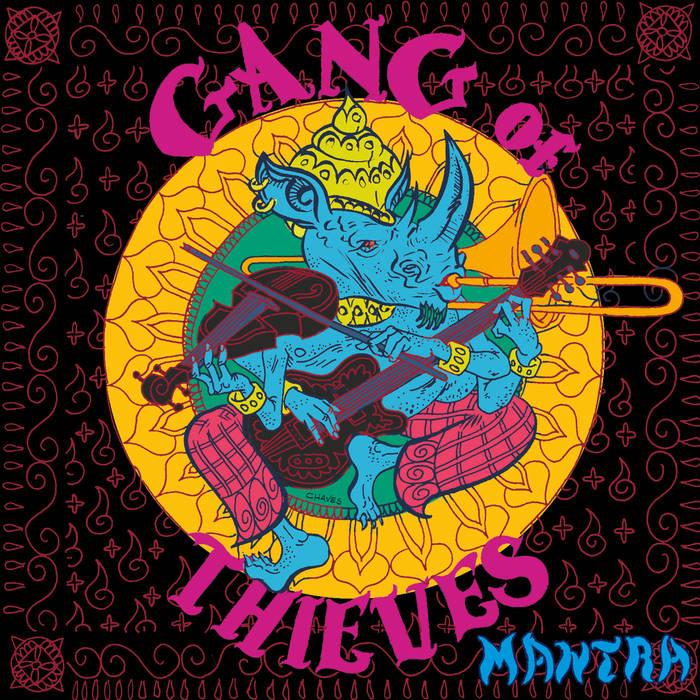 Mantra cover art