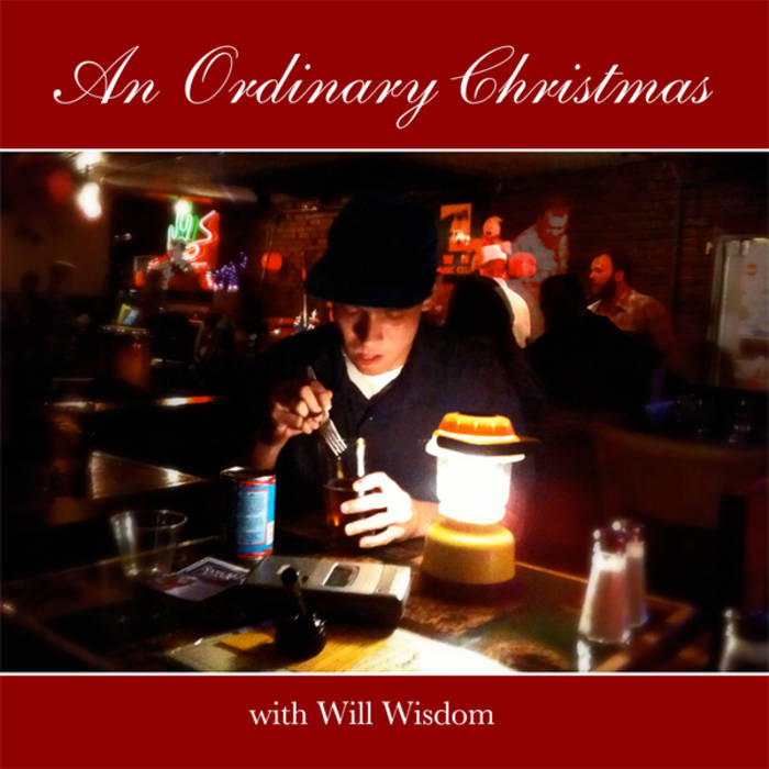 An Ordinary Christmas with Will Wisdom cover art