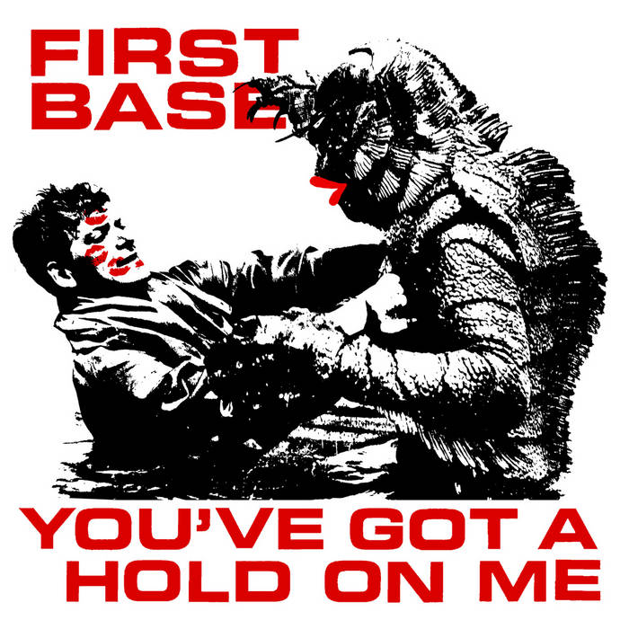"You've Got A Hold On Me 7"" cover art"