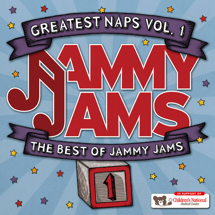 Greatest Naps, Vol. 1: The Best of Jammy Jams cover art