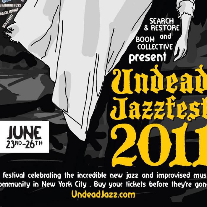 UNDEAD JAZZ.com !!! cover art