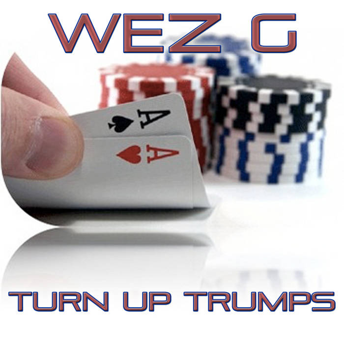 Turn Up Trumps cover art