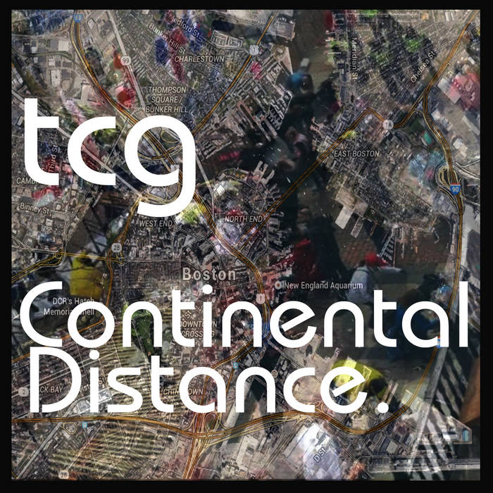Continental Distance cover art