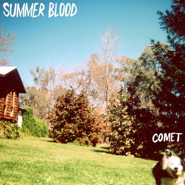 Comet E.P. cover art