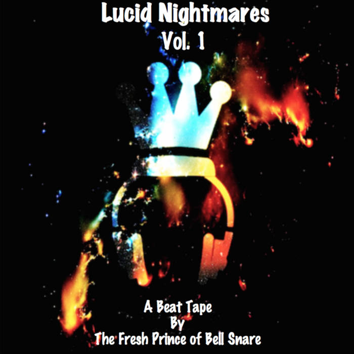 Lucid Nightmares Vol.1 cover art
