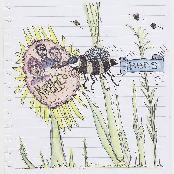 Bees cover art
