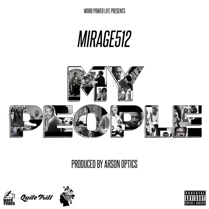 My People (prod. by Arson Optics) cover art