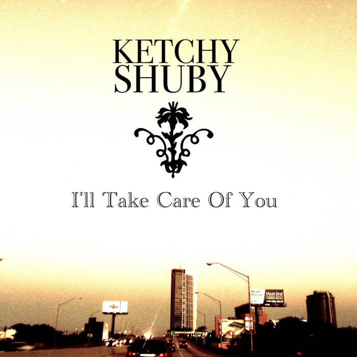 I'll Take Care Of You Maxi-Single cover art