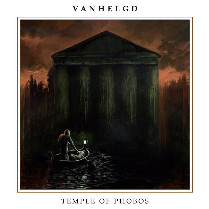 Temple Of Phobos cover art