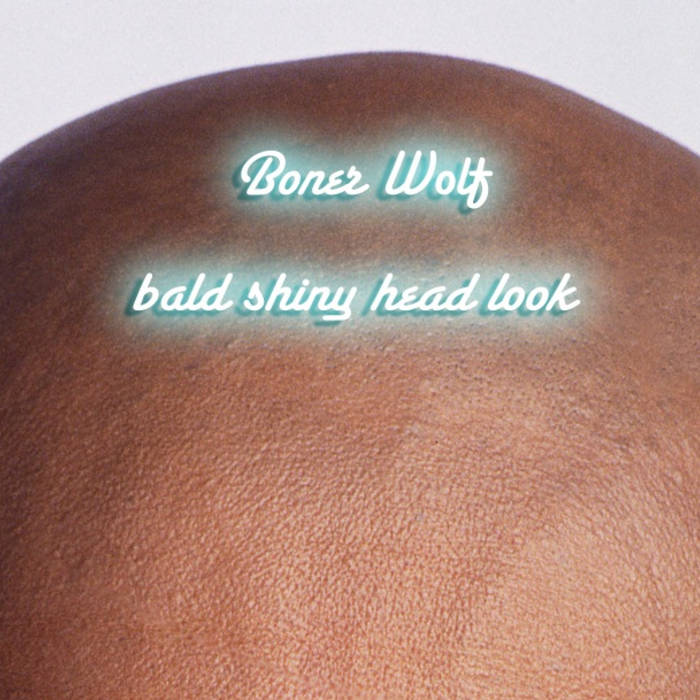 Bald Shiny Head Look cover art
