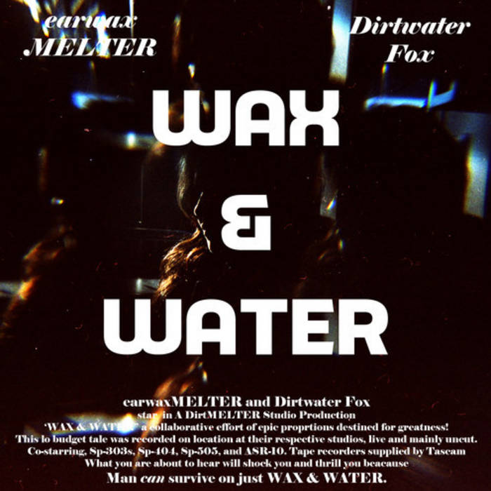 WAX & WATER cover art