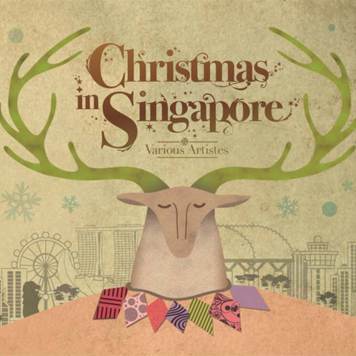 Christmas in Singapore cover art