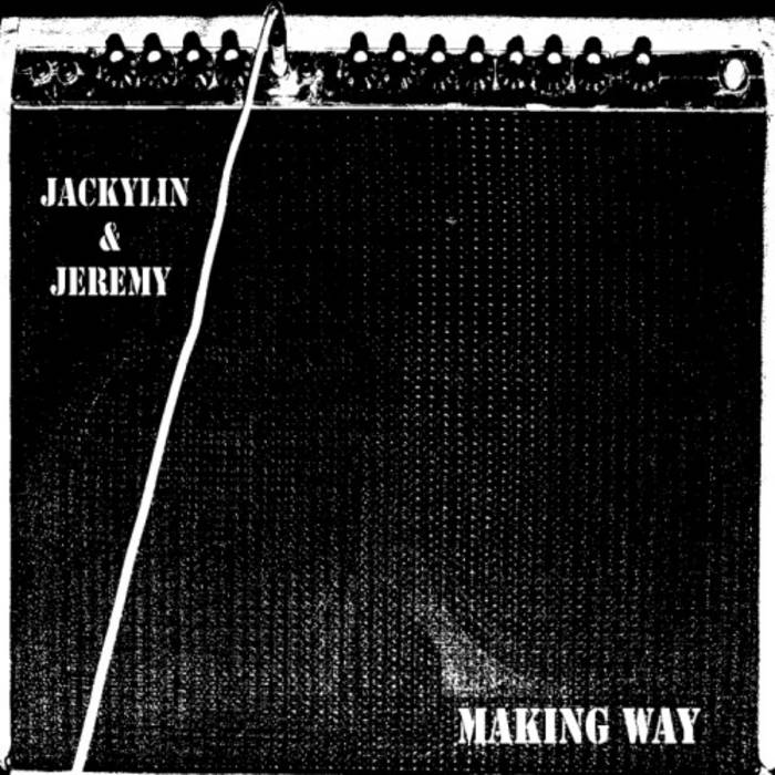 Making Way (work in progress) cover art