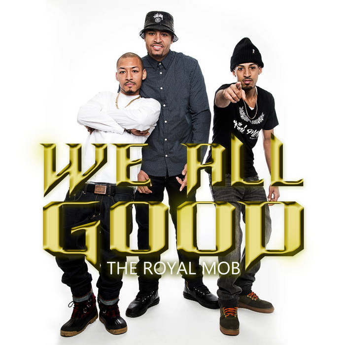 We All Good cover art