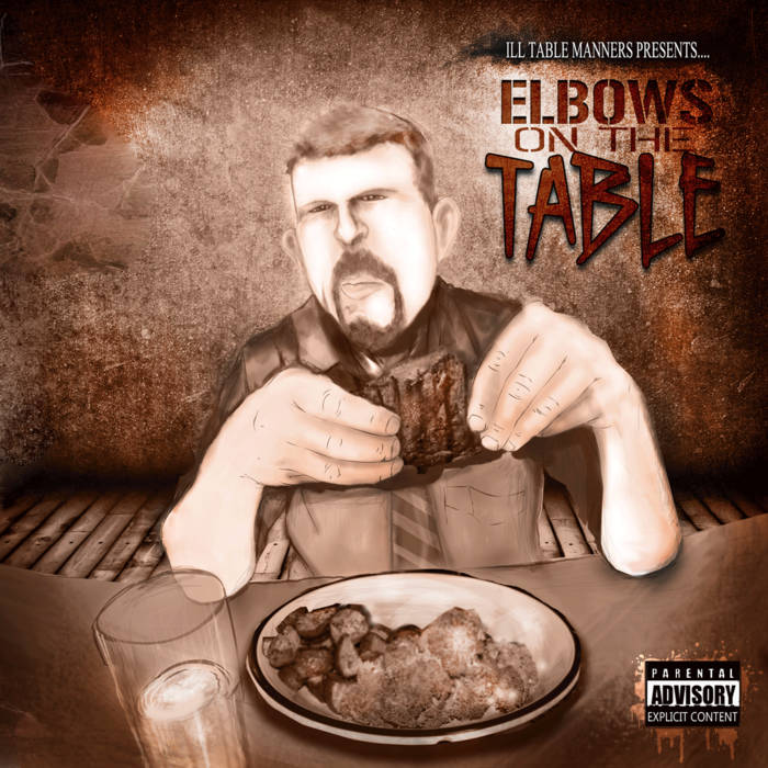 Elbows On The Table cover art