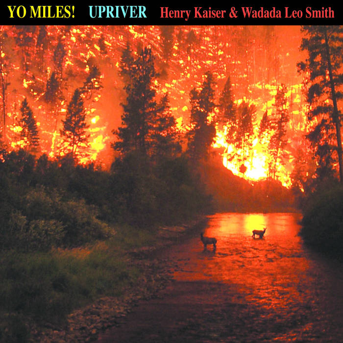 Upriver cover art