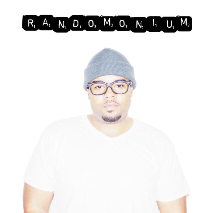 RANDOMONIUM cover art