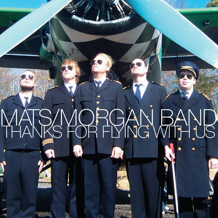 Thanks for Flying With Us cover art