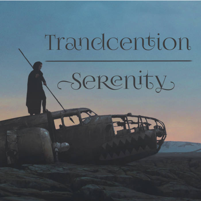 Serenity EP cover art