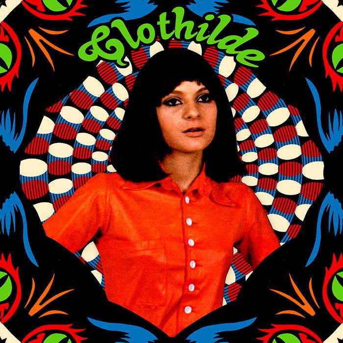 CLOTHILDE - French swinging Mademoiselle 1967 cover art