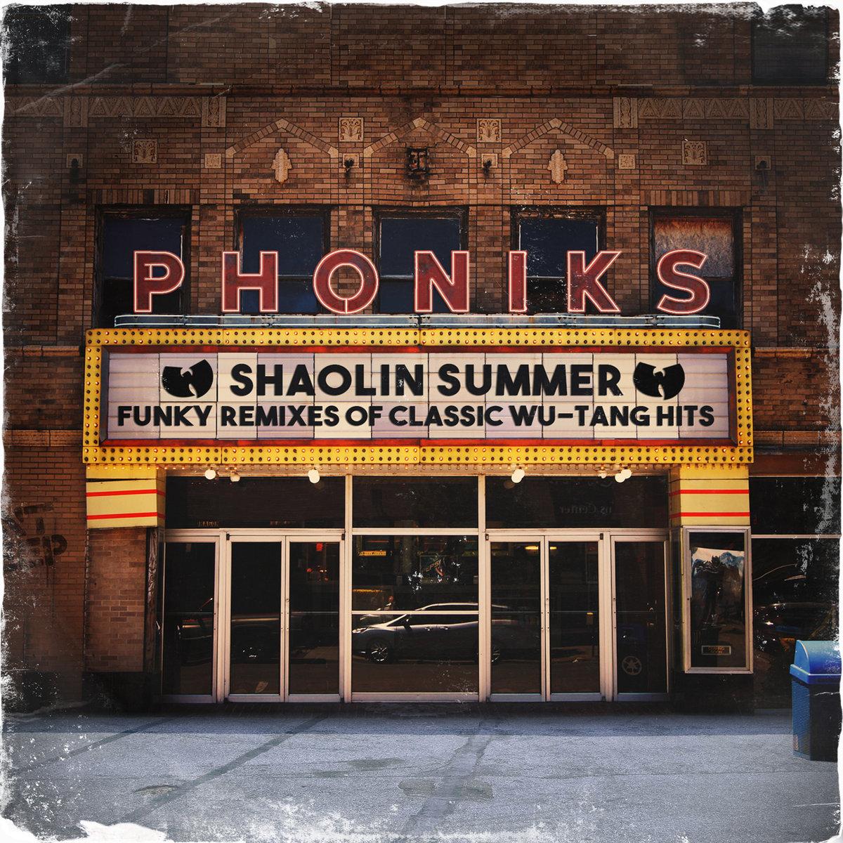 Wu-Tang Clan - C.R.E.A.M. (Phoniks Remix)   Phoniks