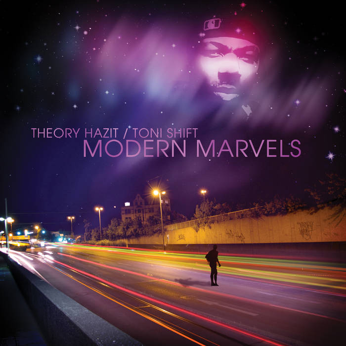 Modern Marvels (single) cover art