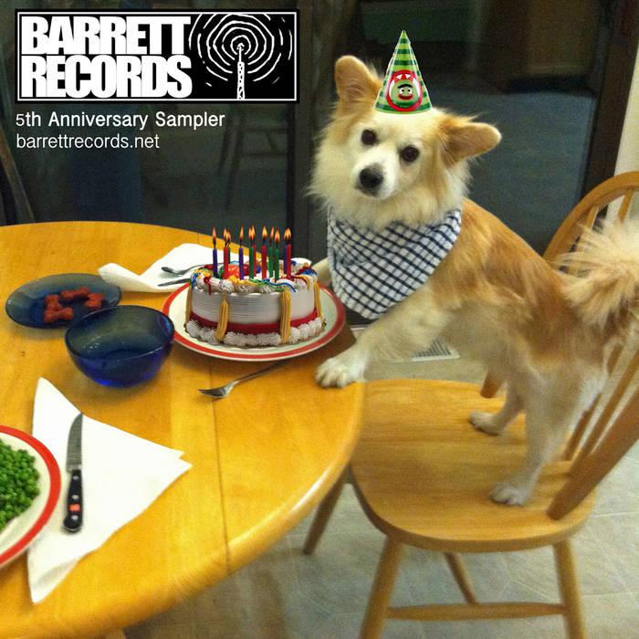 Barrett 5th Anniversary Sampler cover art