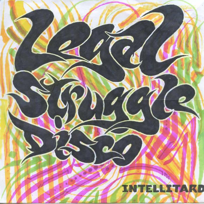 Legal Struggle Disco cover art