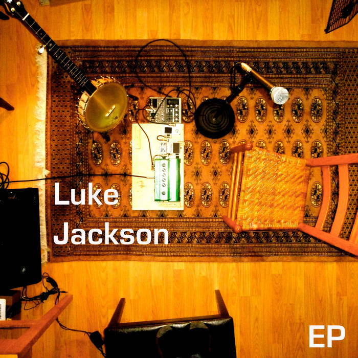 Luke Jackson EP cover art