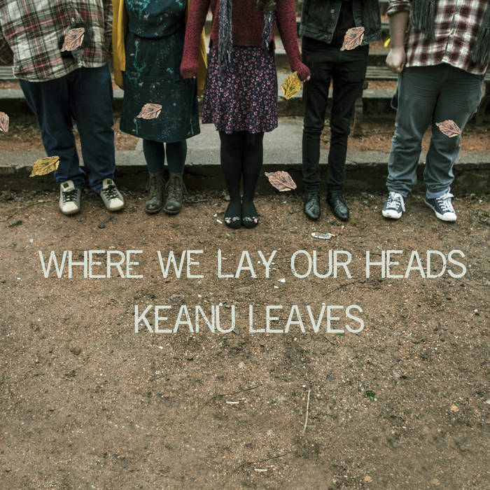 Keanu Leaves cover art