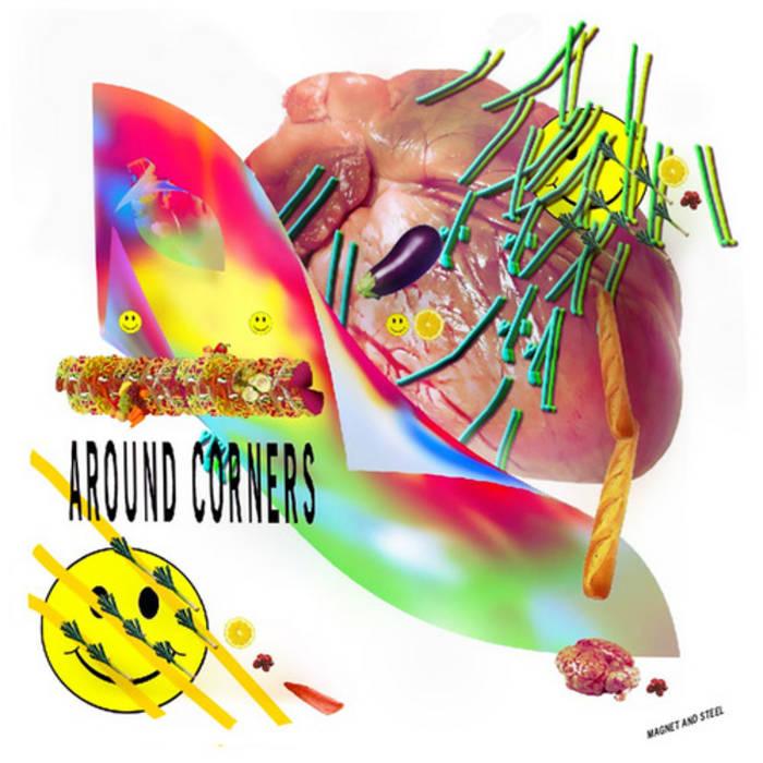 AROUND CORNERS (Ebullient Sun) cover art