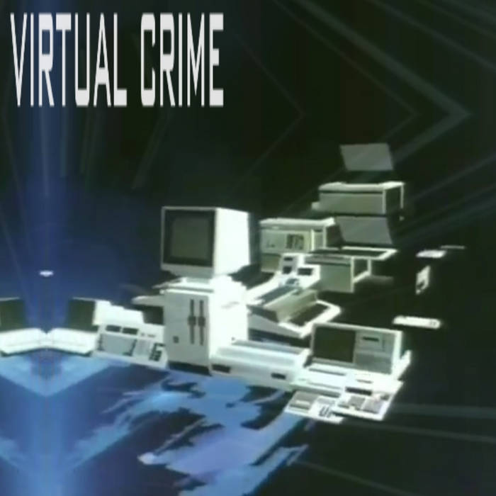 Virtual Crime cover art