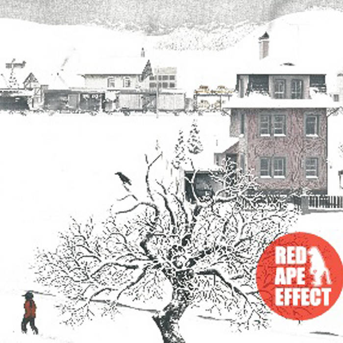Red Ape Effect cover art