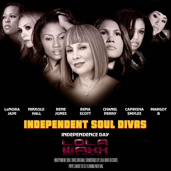 Independent Soul Divas 1 cover art
