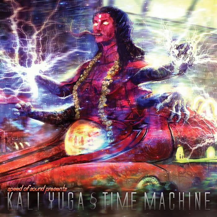 Kali Yuga Time Machine cover art