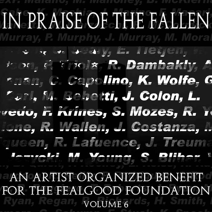 In Praise Of The Fallen - Volume 6 cover art