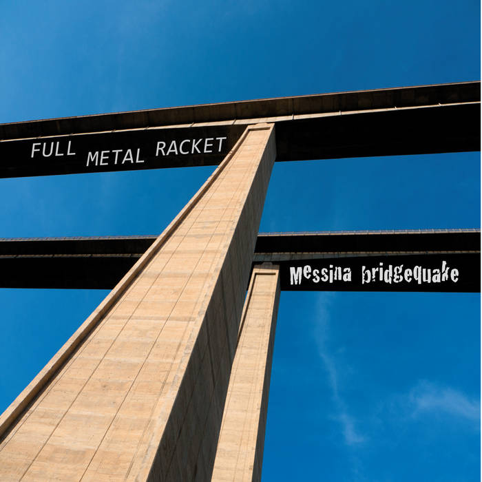 Messina Bridgequake cover art