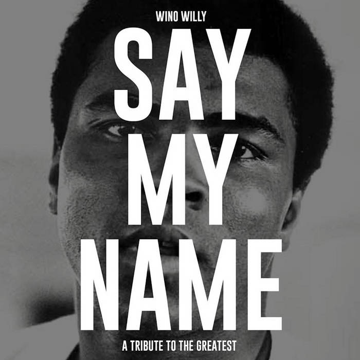 Say My Name cover art