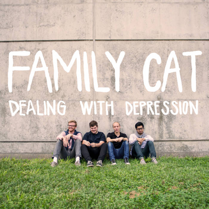 Dealing With Depression. cover art
