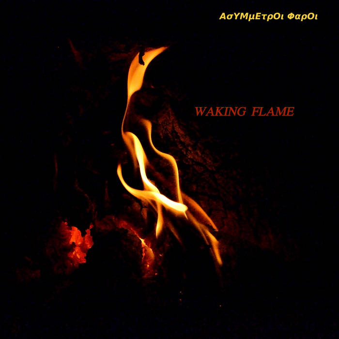 Waking Flame cover art